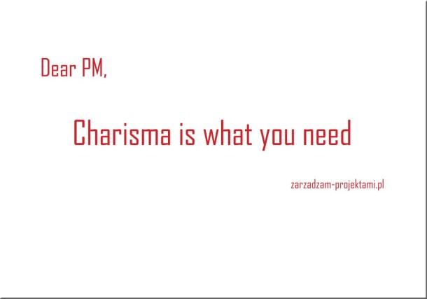 charisma copy